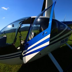 Robinson R 44 II SP-GSS