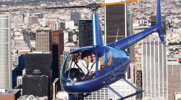 Sprzedaż Helikoptery R 44