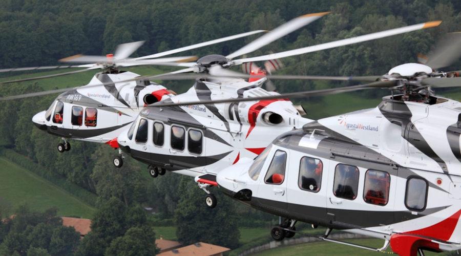 Sprzedaż Helikoptery Leonardo