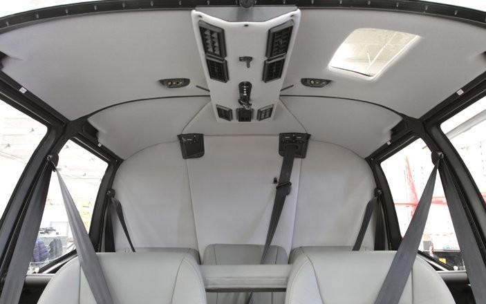 Sprzedaż helikopterów Robinson R 66 turbinowy