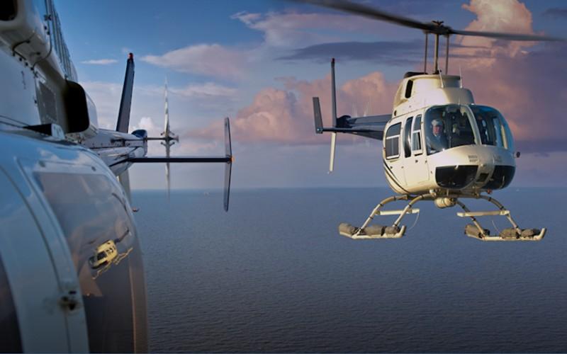 Sprzedaż Helikoptery Bell
