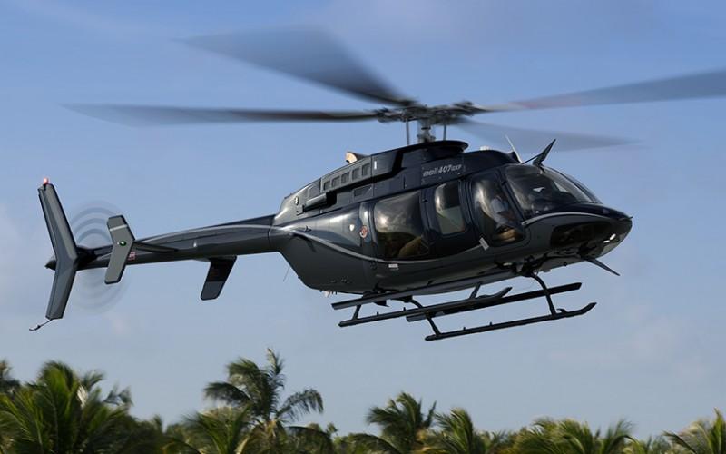 Sprzedaż Helikoptery Bell Bell 407 GXP