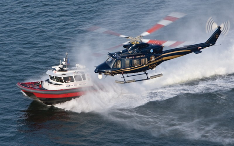 Sprzedaż Helikoptery Bell Bell 412