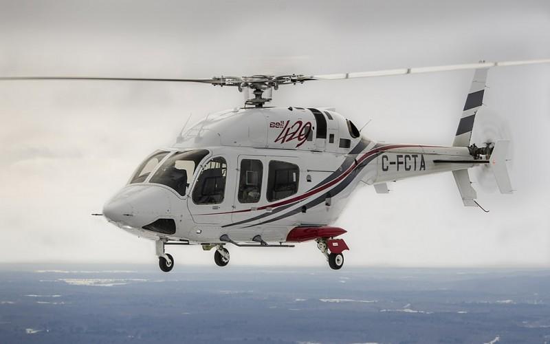Sprzedaż Helikoptery Bell Bell 429
