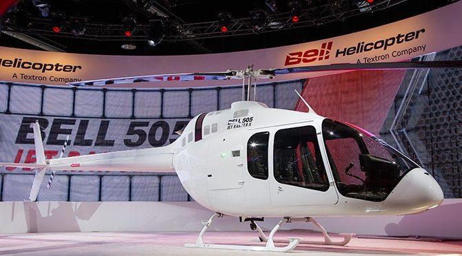 Sprzedaż Helikoptery Bell 505