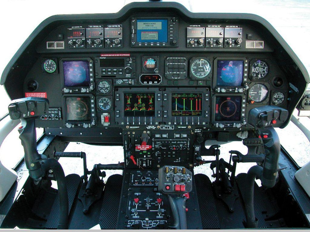 Uprawnienia w licencji pilota śmigłowca