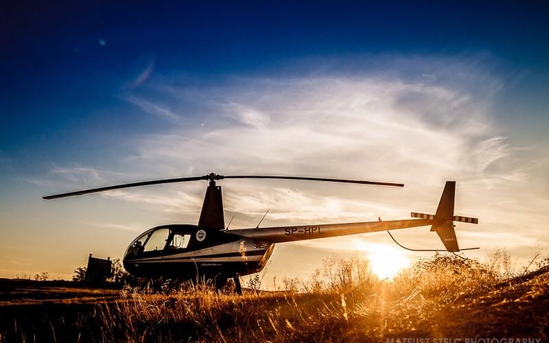 Szkolenia pilotów śmigłowce helikoptery