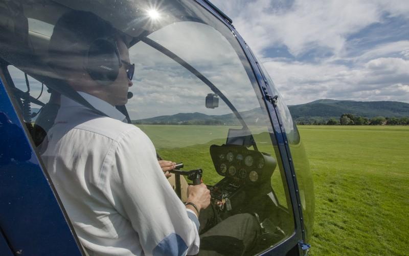 Szkolenie PPL(H) Licencja pilota śmigłowcowego turystycznego – PPL(H)