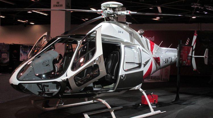 Sprzedaż Helikoptery AW009
