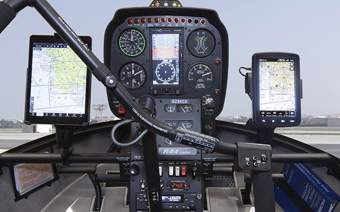 R 44 Cadet Helipoland.com