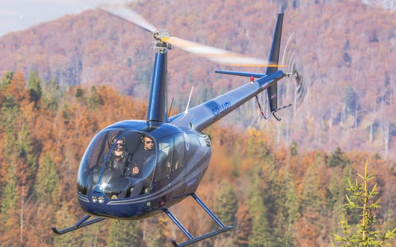 Szkolenie na pilota lekkich śmigłowców LAPL(H)