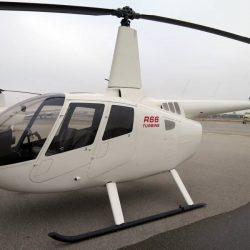R 66 white helipoland