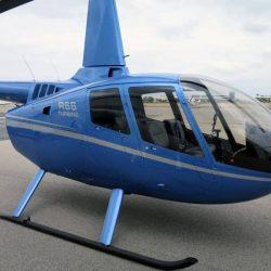 R 66 blue helipoland