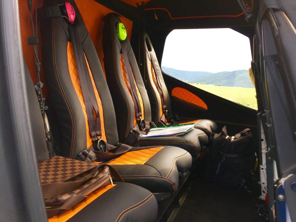 charter helikoptera