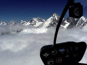 skiing-heli