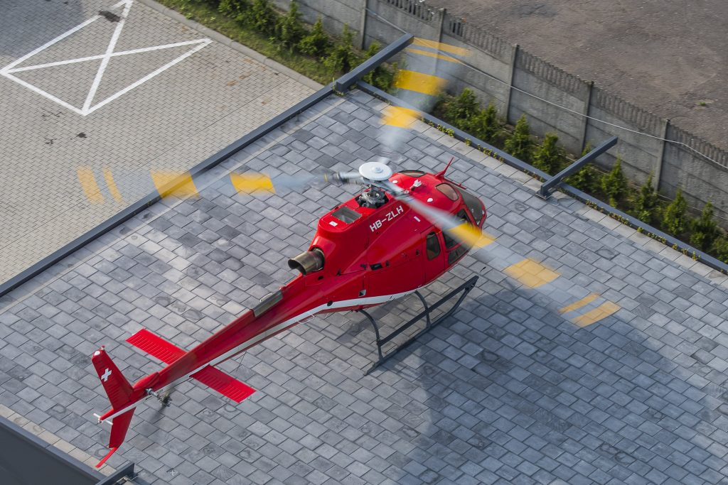 Air Taxi Helicopter Poland