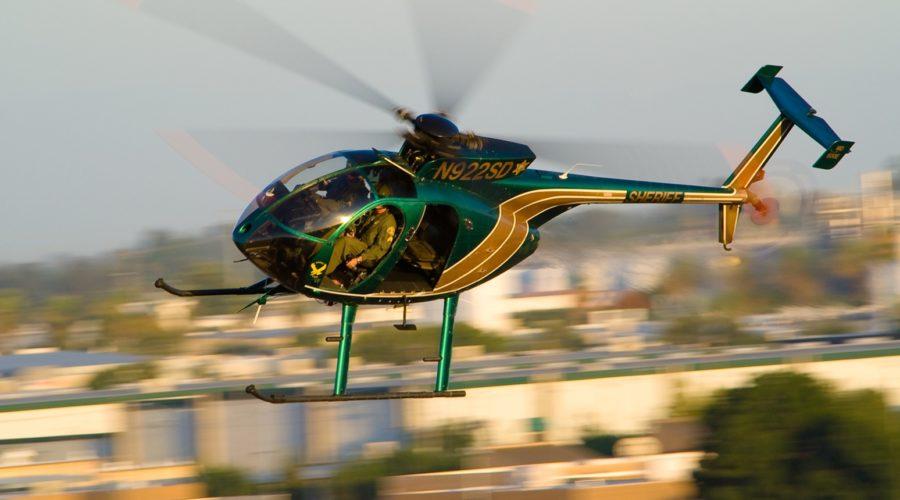 Sprzedaż Helikoptery MD500