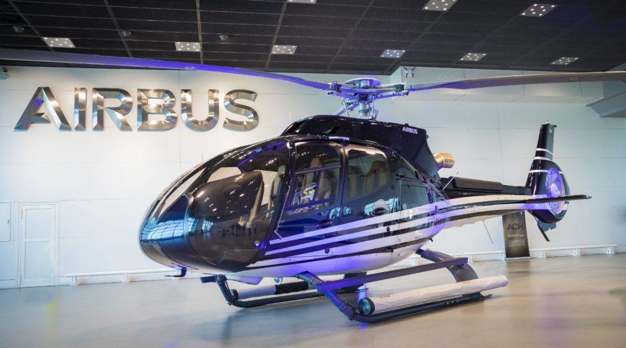 Sprzedaż Helikoptery Airbus
