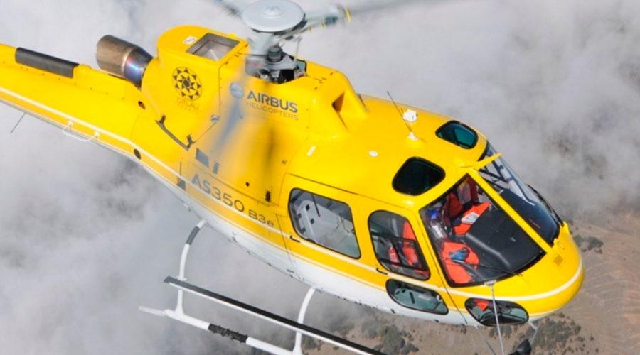Sprzedaż Helikoptery Airbus H125