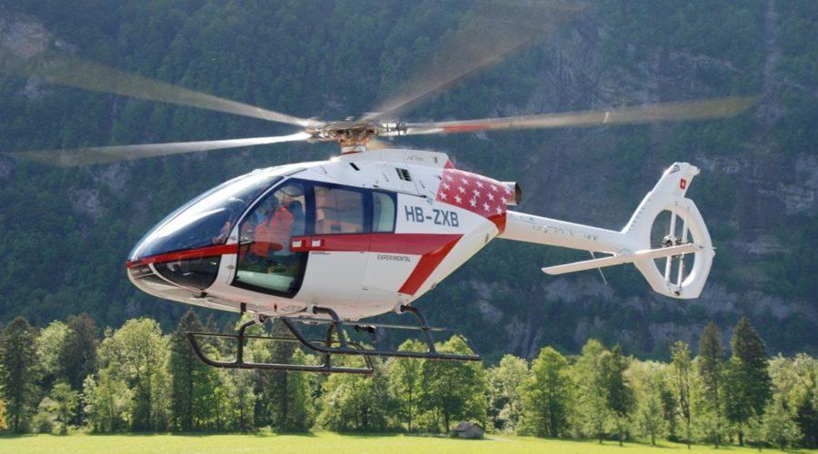 Sprzedaż Helikoptery Marenco-Swiss helicopter