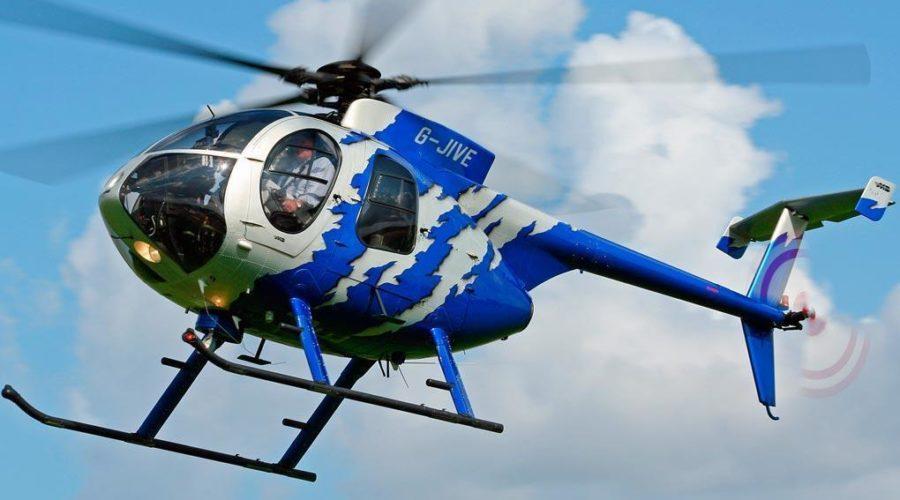 Sprzedaż Helikoptery MD 500