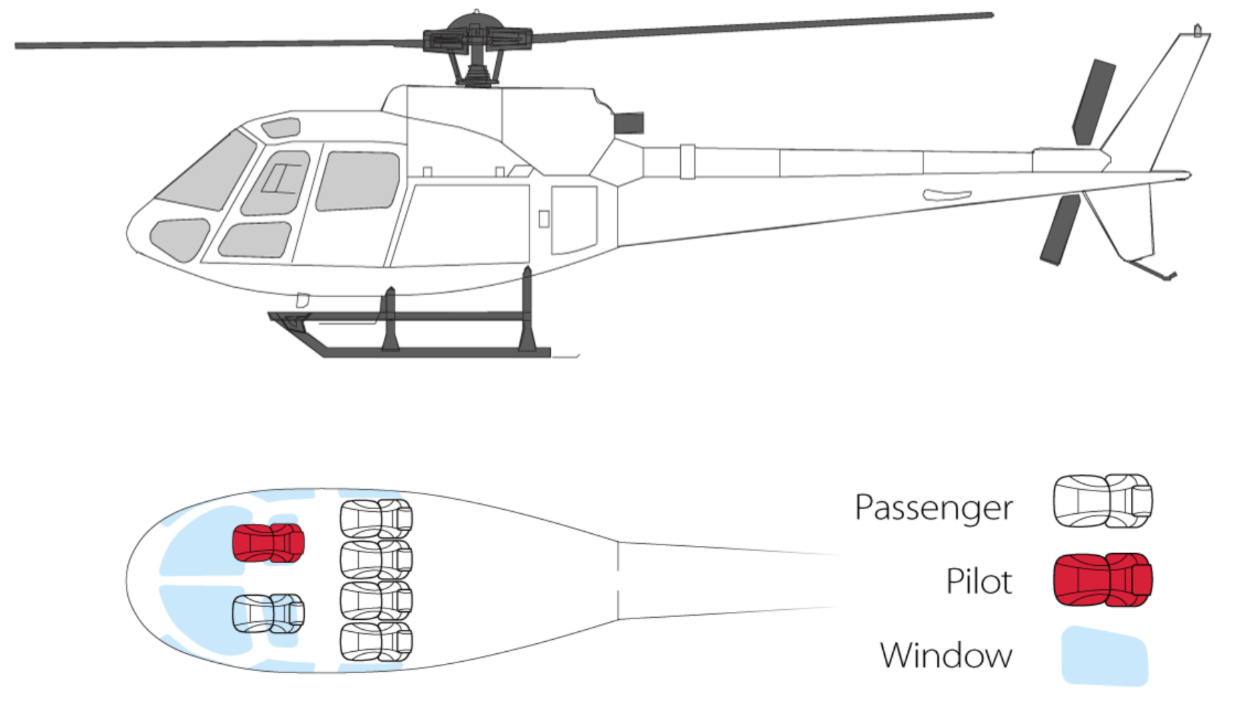AS350 Helipoland