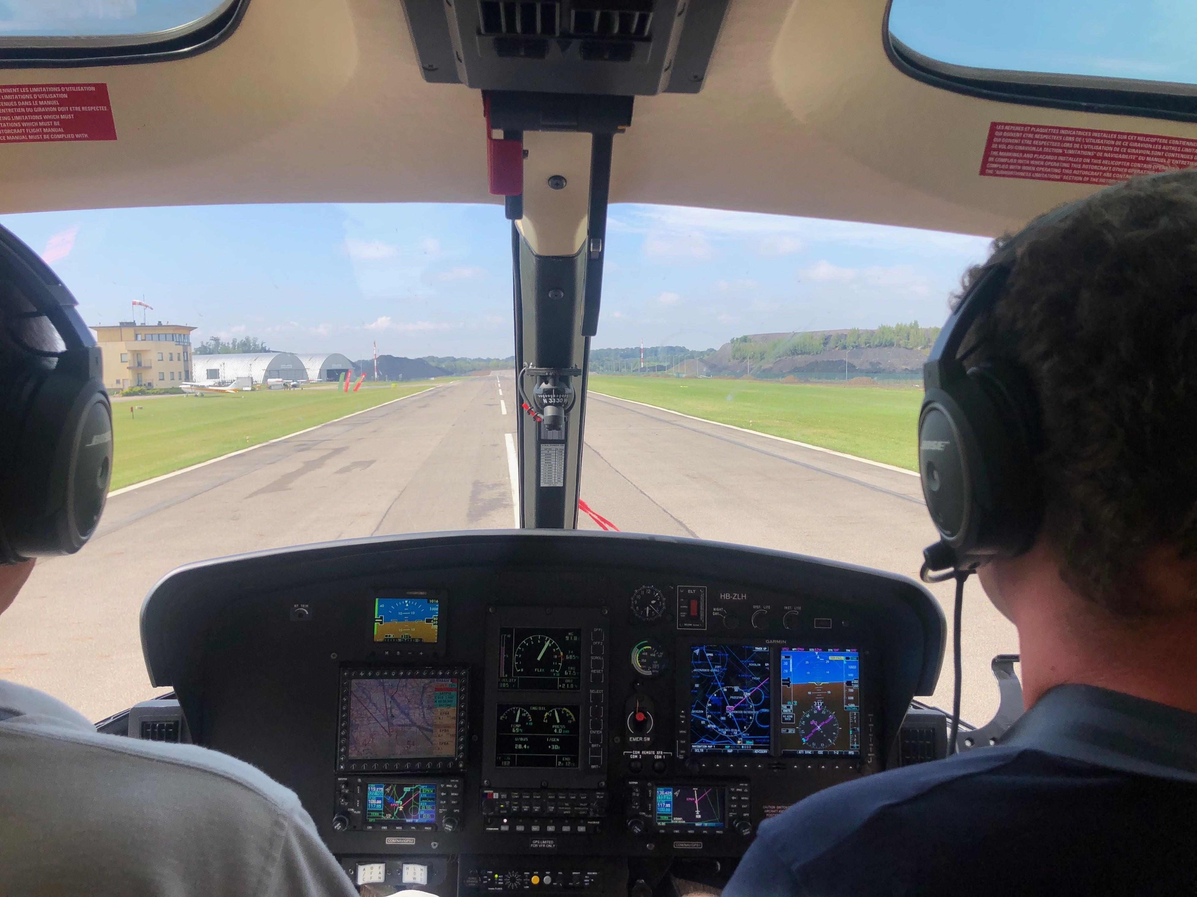 Szkolenie AS350 B3 Helipoland