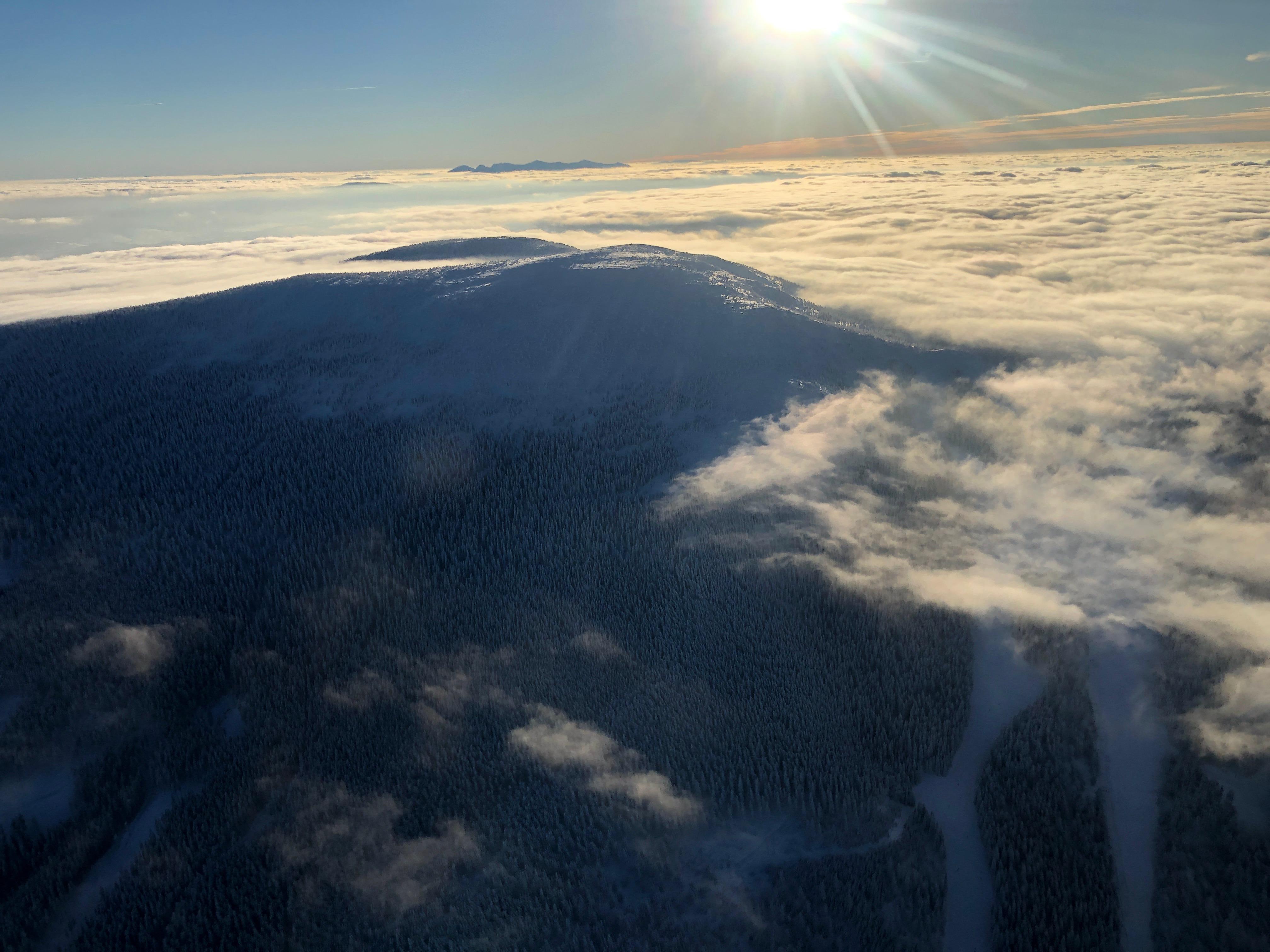 Loty widokowe Helipoland
