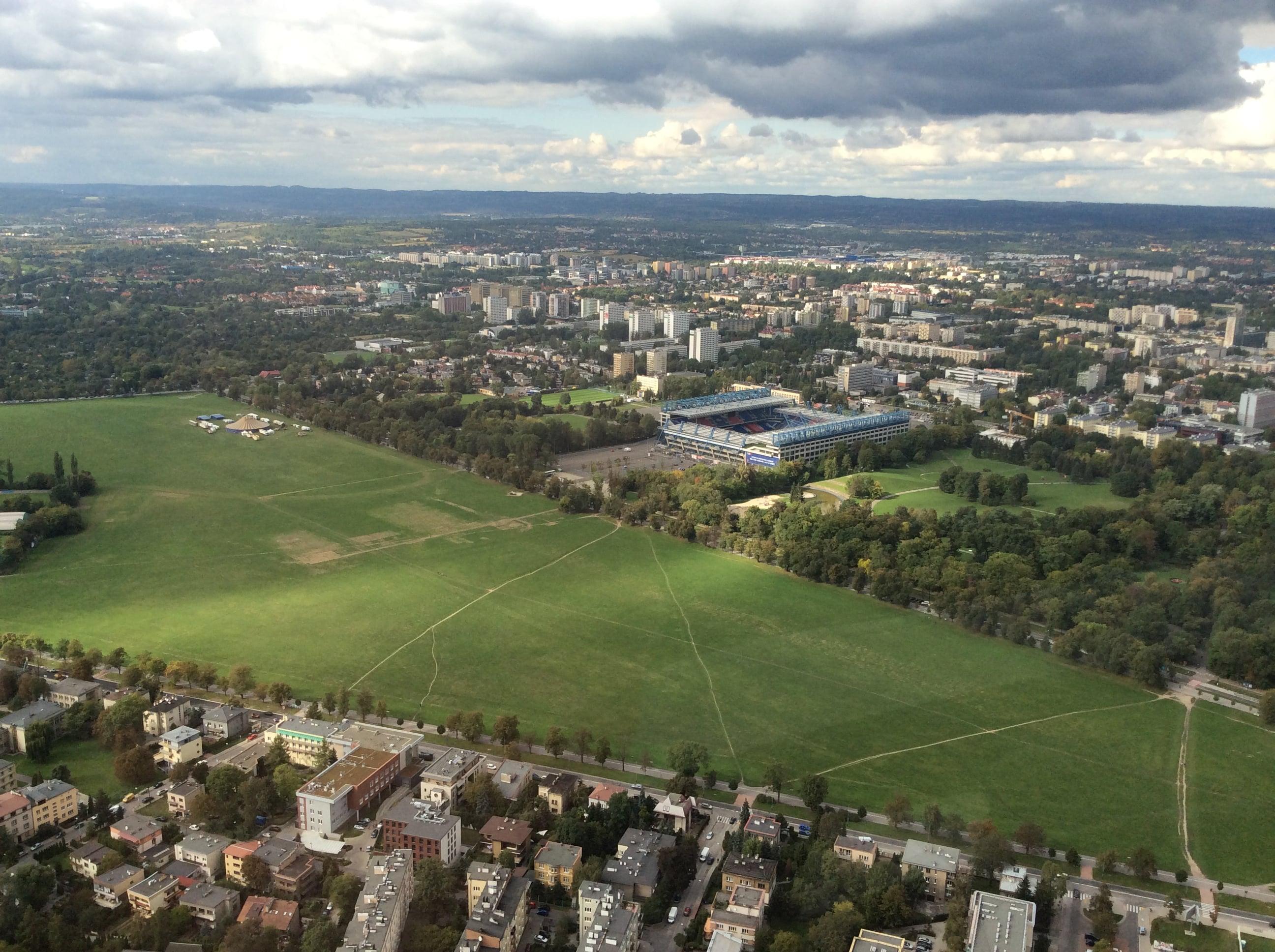 Helipoland Kraków