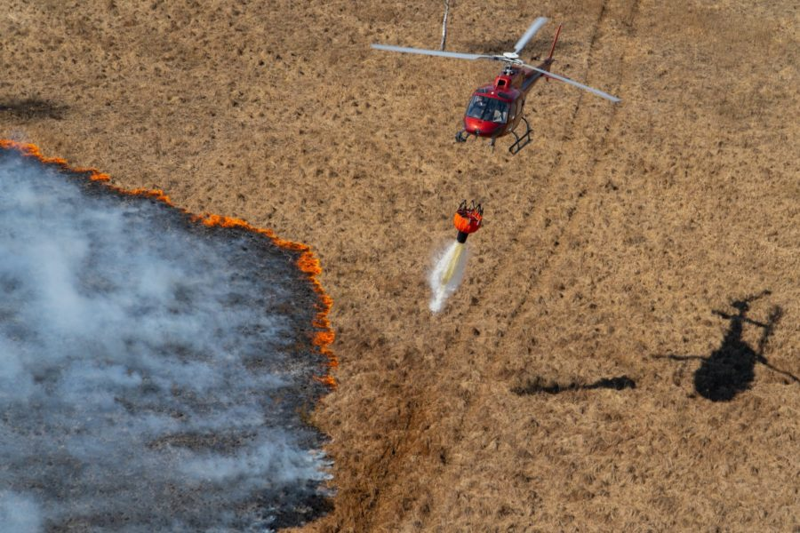 Firefighting Helipoland